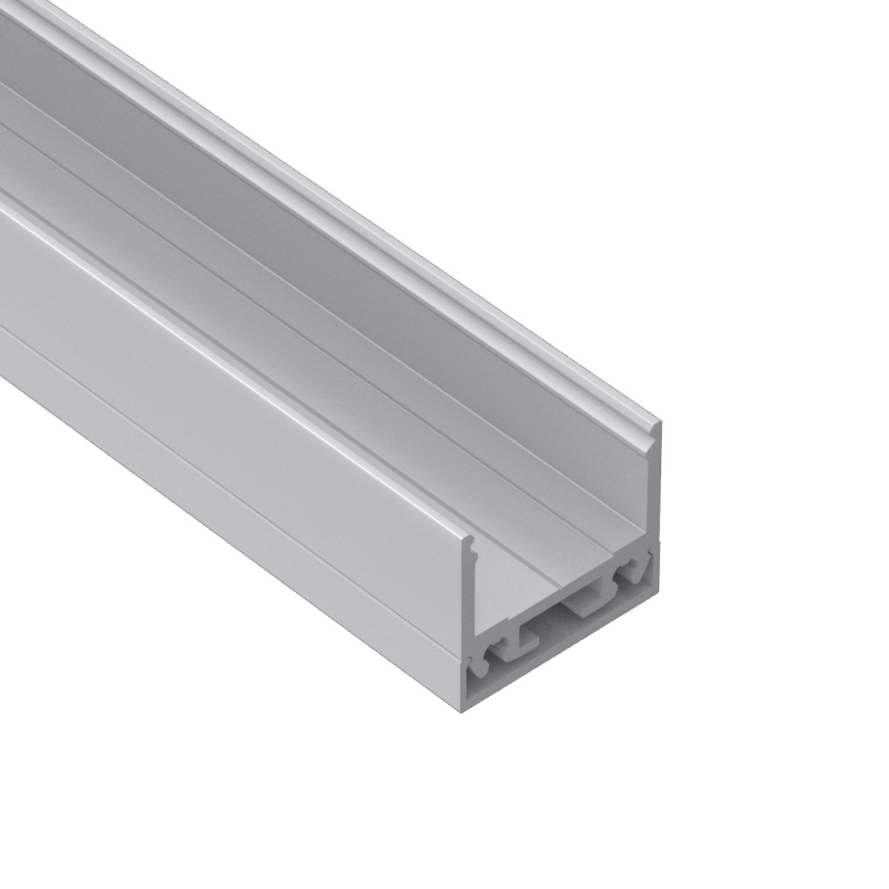 AT12N Surface square led profile 19.5x16.5mm