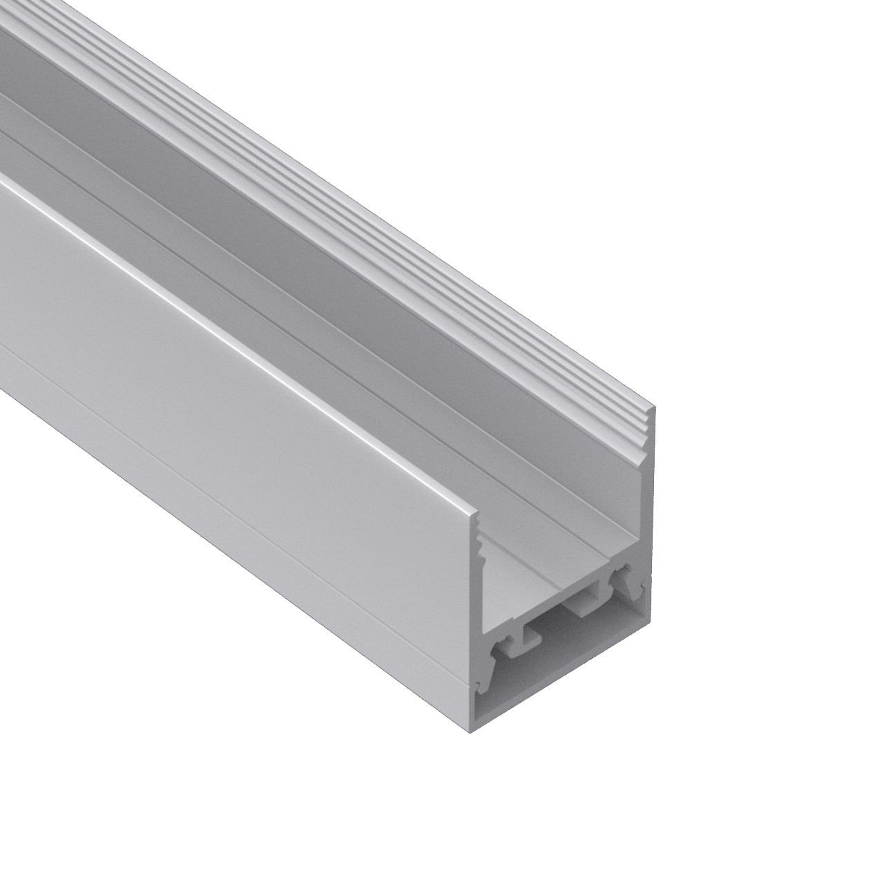 AT12N-3 Deeper surface square led profile 19.7x22.6mm
