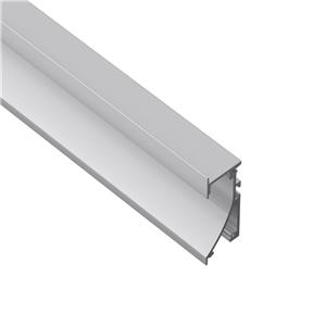 AW1 Recessed Brick LED Profile (Downlight) for LED Strip 25.4x70mm