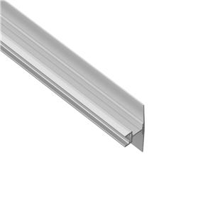 AW2 Up & down wall mounted profile for indirect light 27.7x70mm