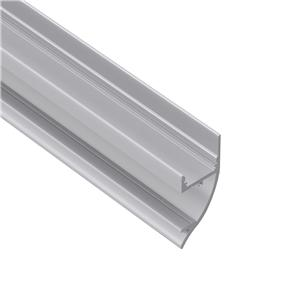 AW8 Surface wall Mount Aluminium LED Channel 17.5x40mm