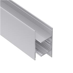 AW5-1 Wall mounted up/down led profile integrated driver 35x83mm