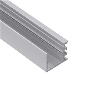 AW35 Wall mounted led profile 42x35mm