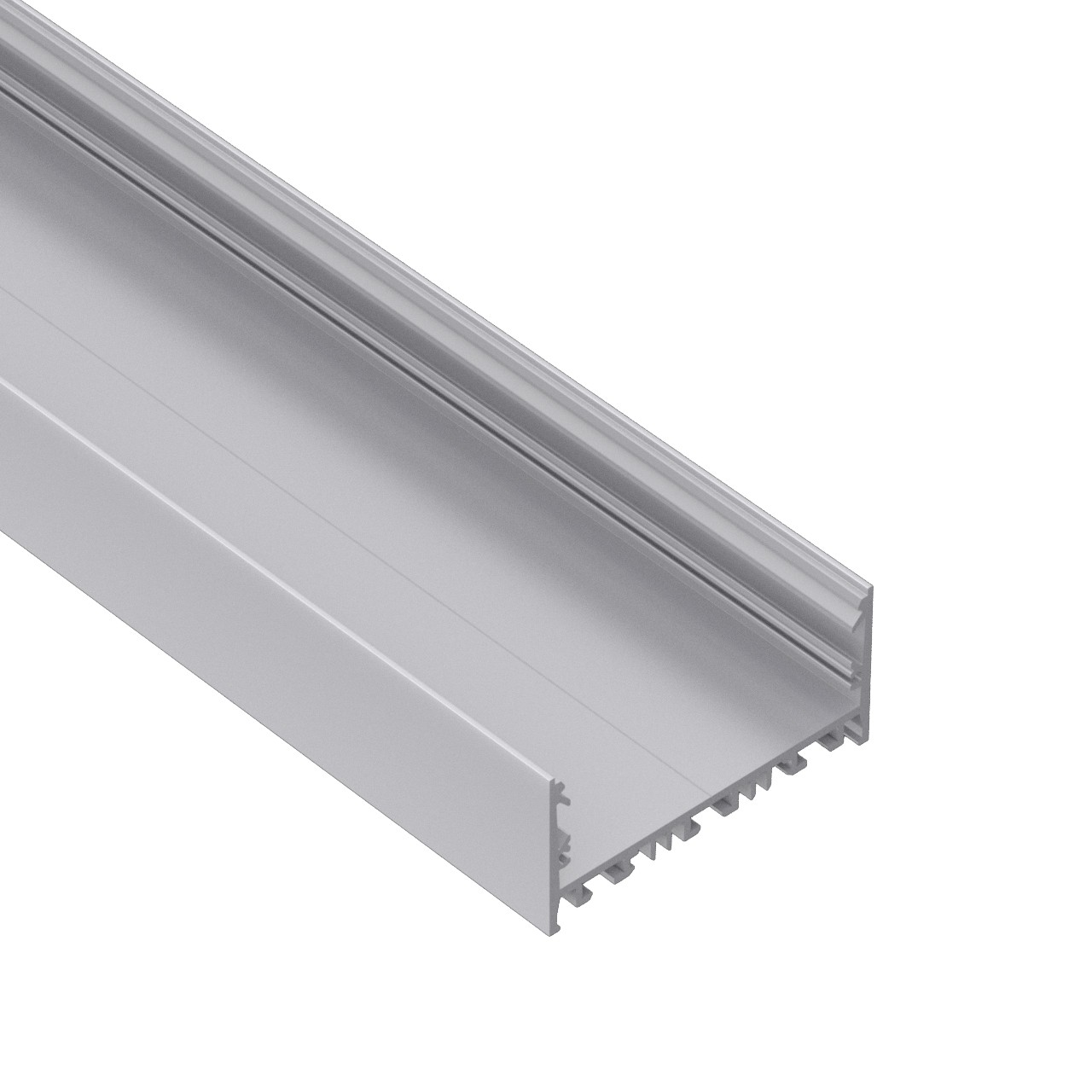 EU80 Led Aluminium Profile