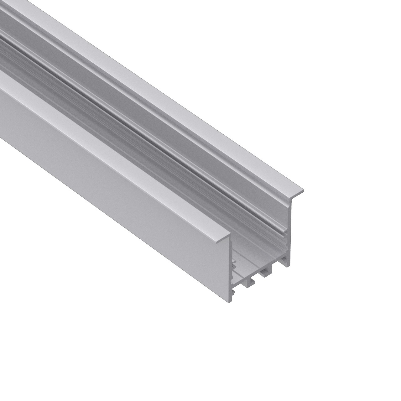 WN31 Recessed led profile 49x37.5mm