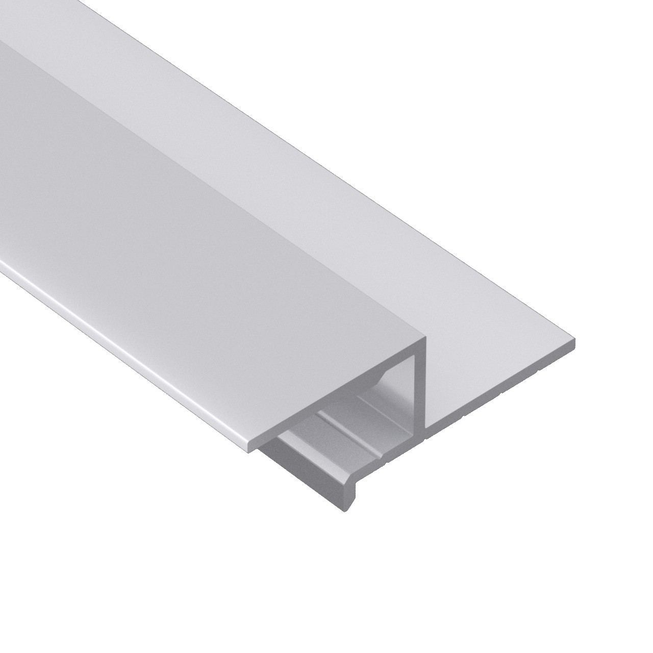 CT8 Trimless Aluminium Extrusions for cove ceilings 42.5x12mm