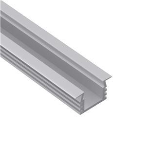 Profilo AR4 incasso Led in alluminio