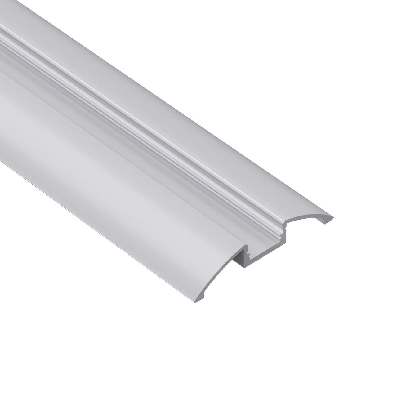 AR6 Indbygget Gulv Led Aluminium Profile