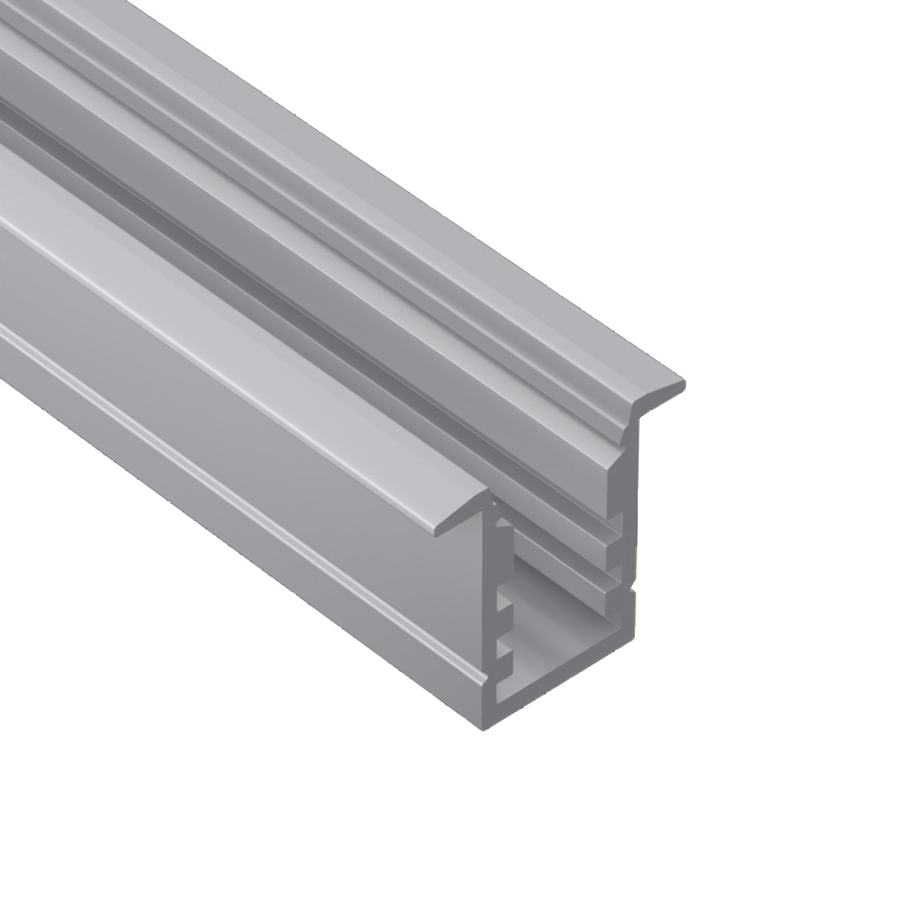 Perfil AR7 recesso levou alumínio