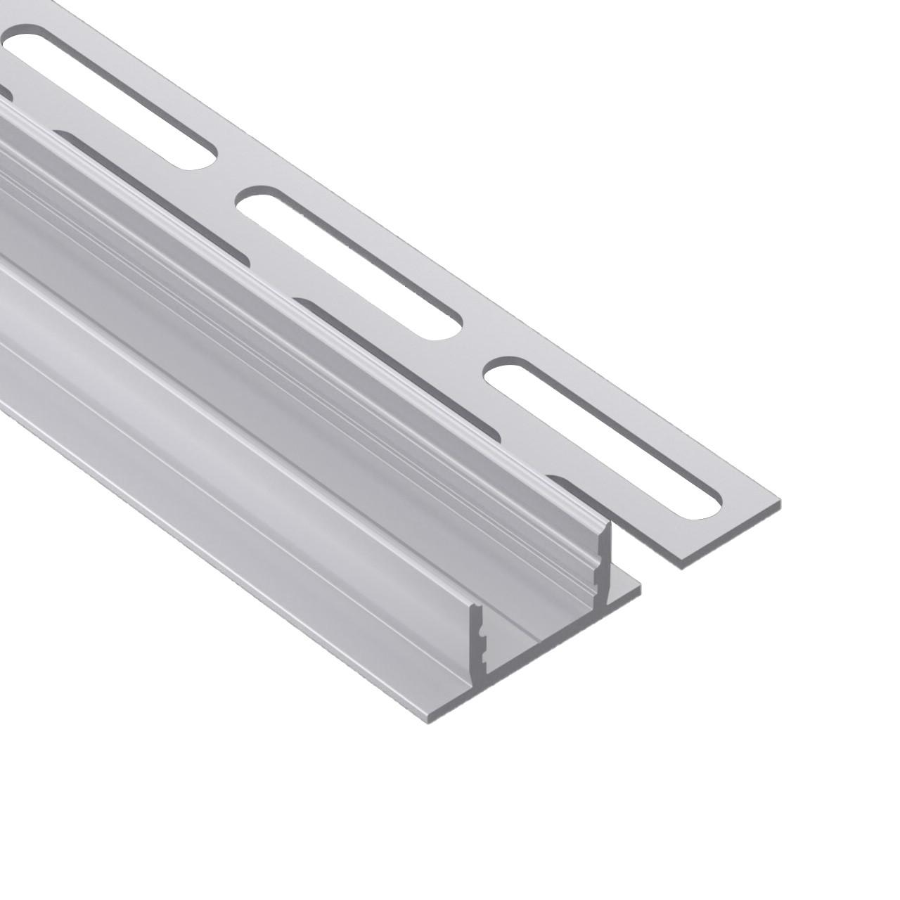CT1 Tile Flat End Edge Led Profile