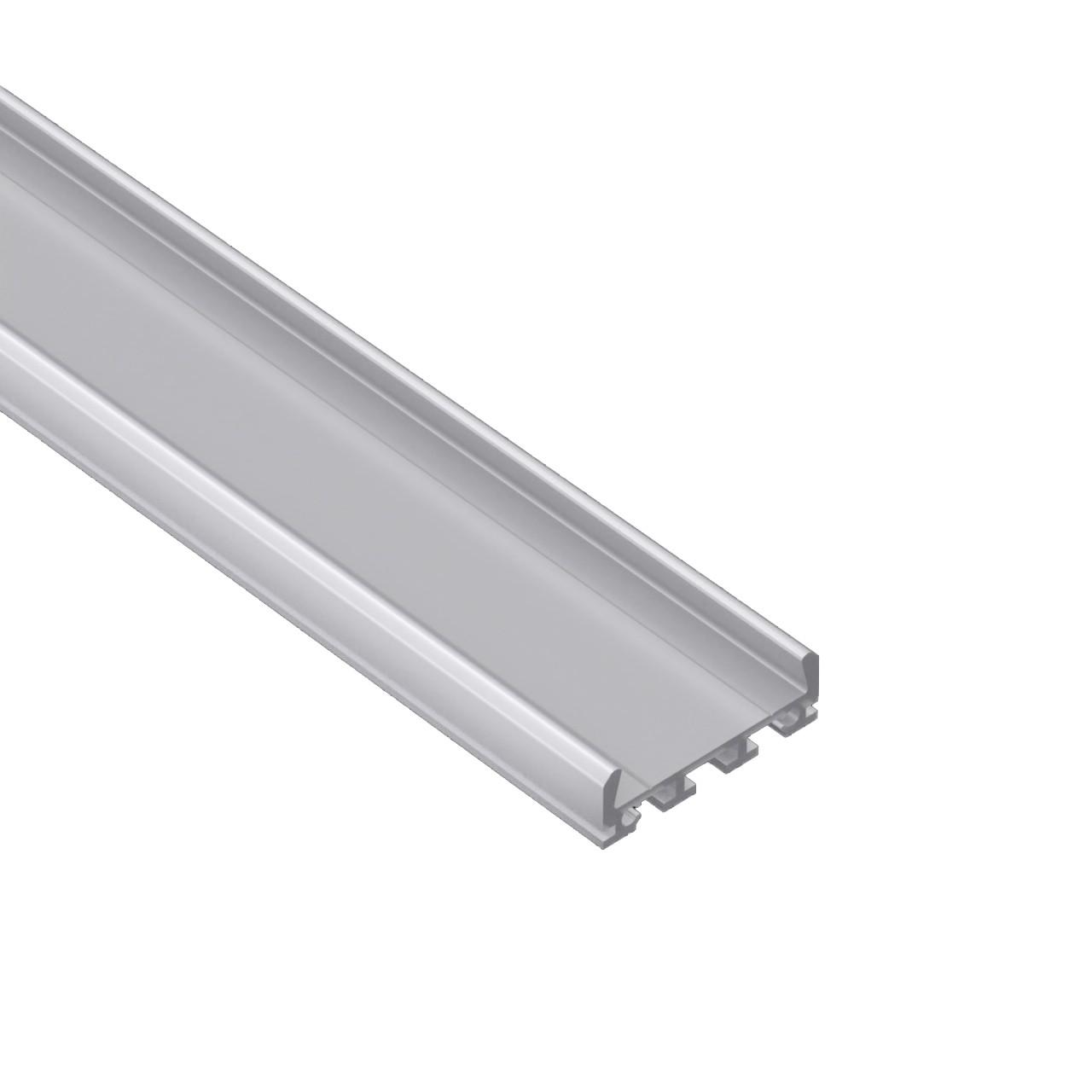 AT8 Oberflächenmontage Led Aluminium-Profil
