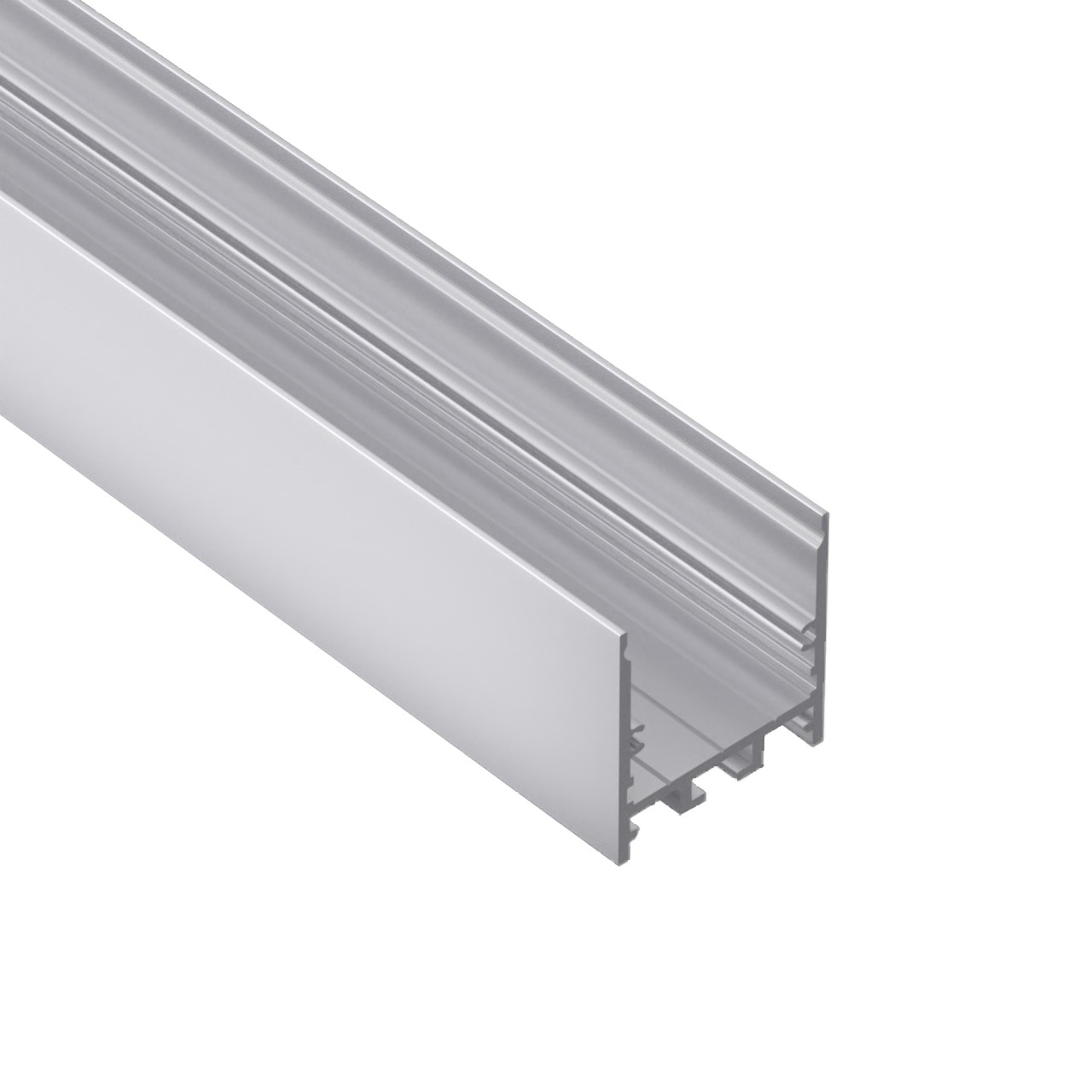WU35 35mm U Typ Led Aluminium-Profil
