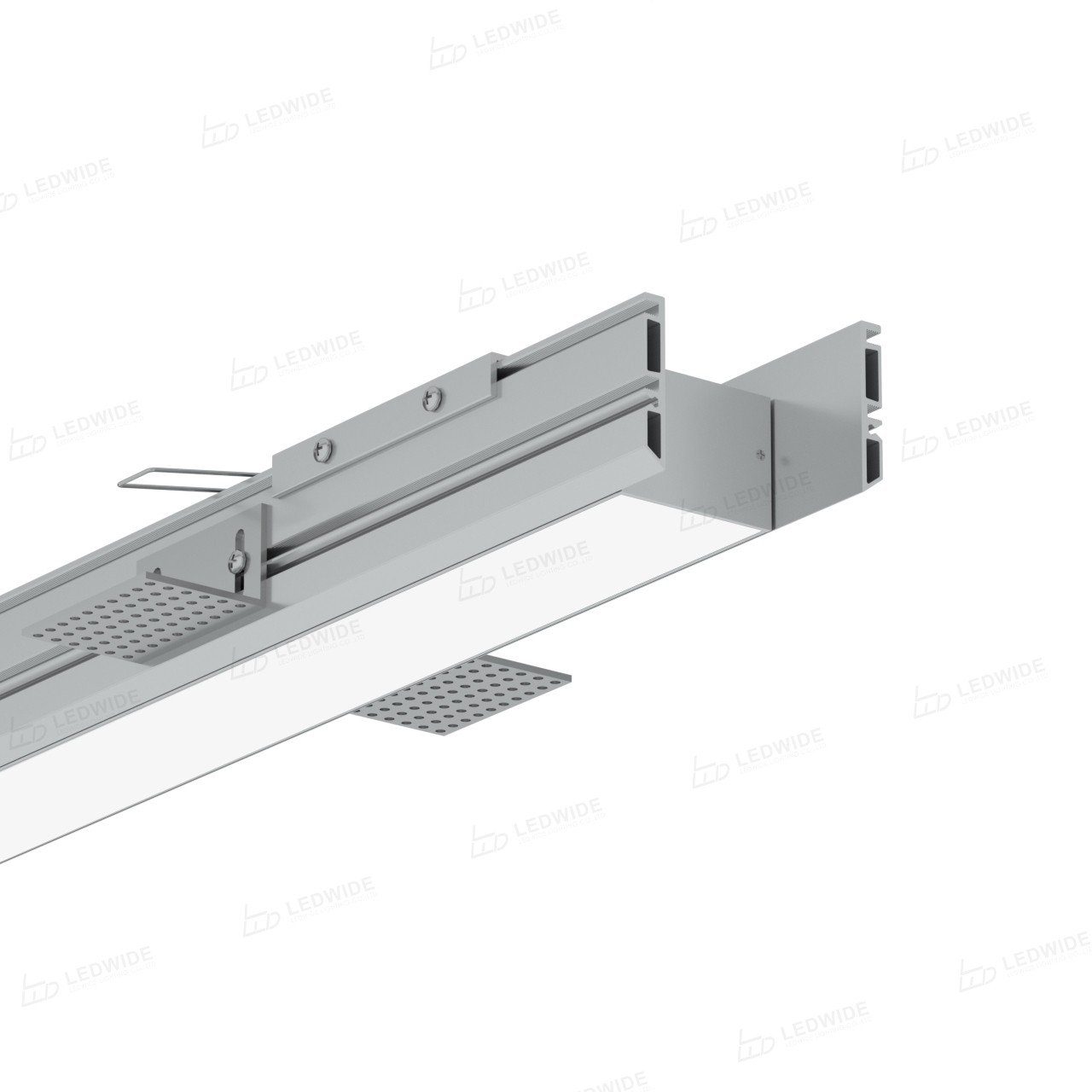 TR50 Led Aluminum Profile Manufacturers, TR50 Led Aluminum Profile Factory, Supply TR50 Led Aluminum Profile