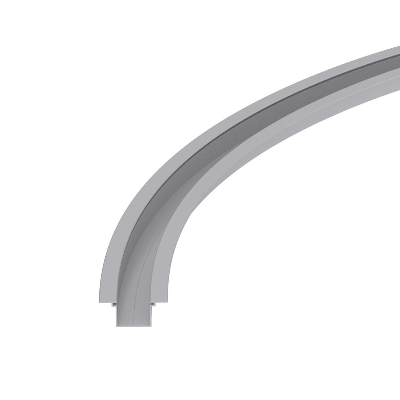 ER34 Curved Led Profile