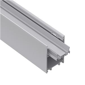 P50N Newly upgrated suspended led profile 50x75mm