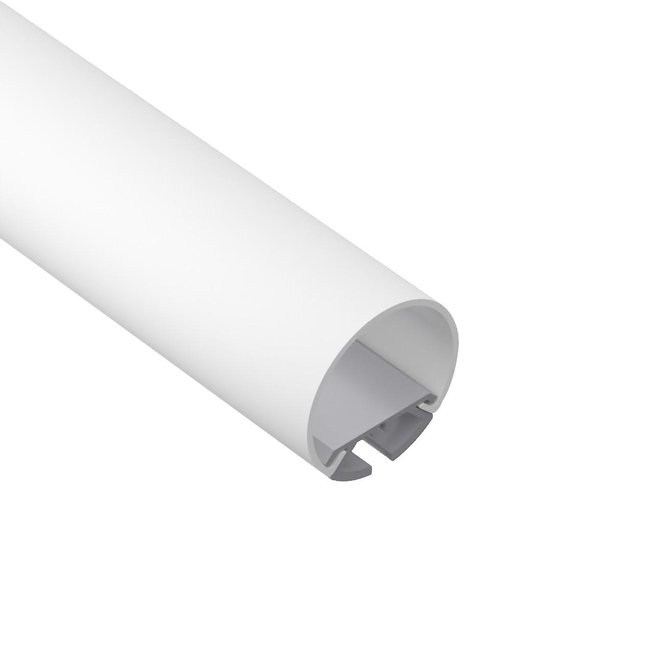 R30 Runde suspenderede LED direkte lys profil dia 30mm