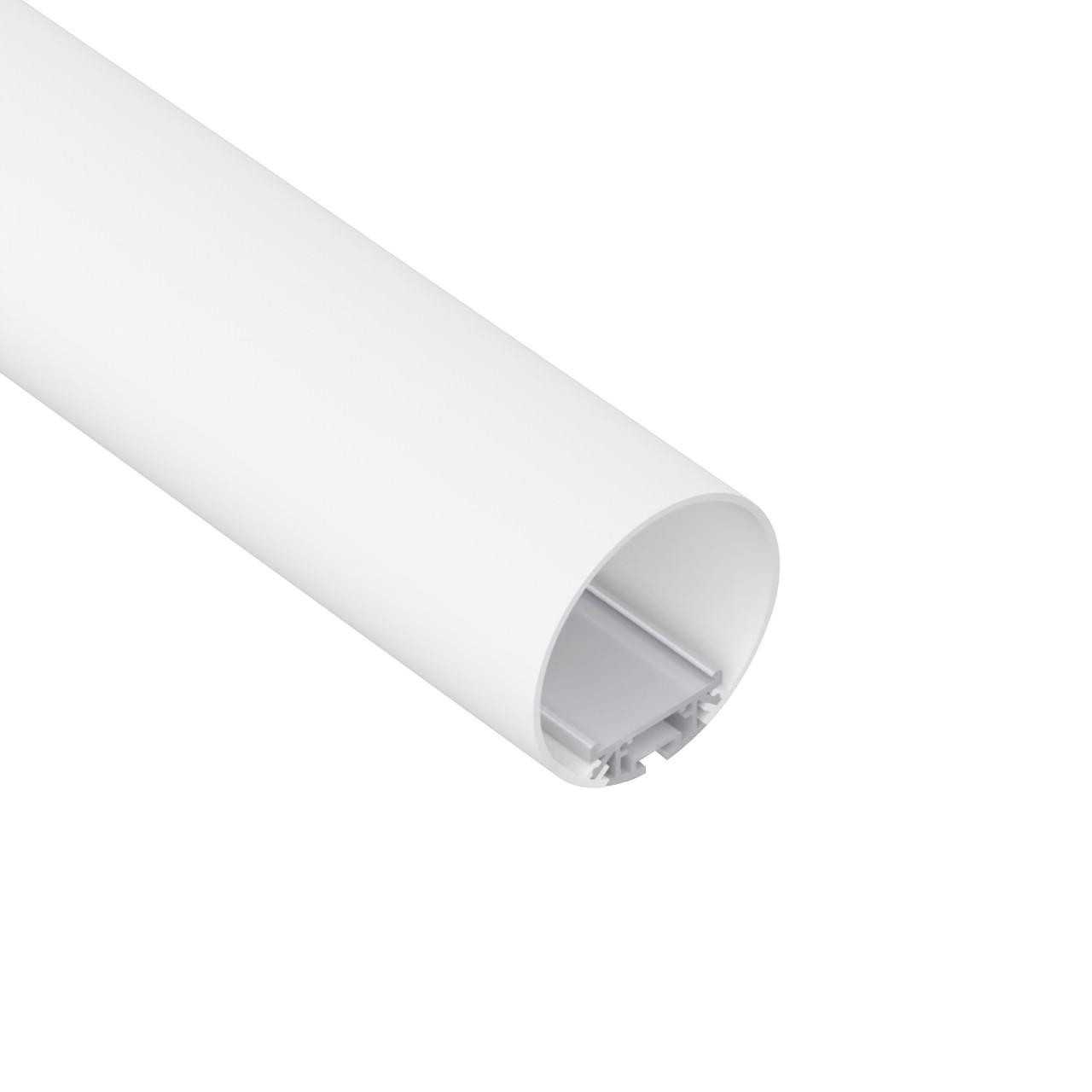 R60 Suspenderet Tube LED profil til LED Strip dia 60mm