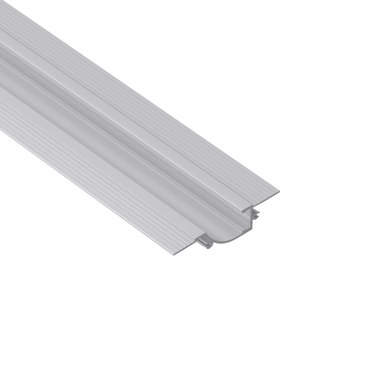 CTW1 indirecta LED Linear empotrada en el techo trimless tira ligera perfil 86.5x19.6mm