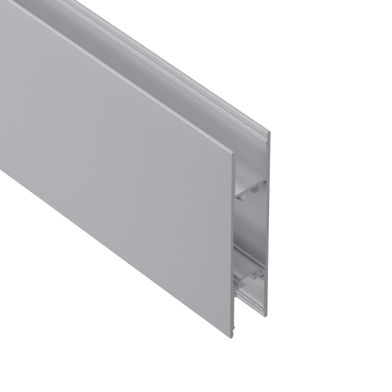 P24 Surface/ pendant H led profile 25x120mm