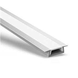 Extrusión de aluminio súper delgado AR5 con alas 22x6 mm