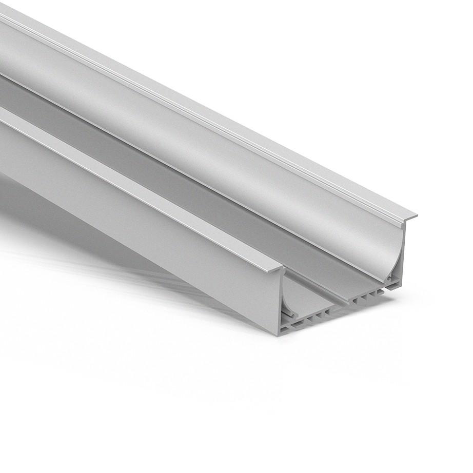 ER7635 Recessed led profile 91x35mm