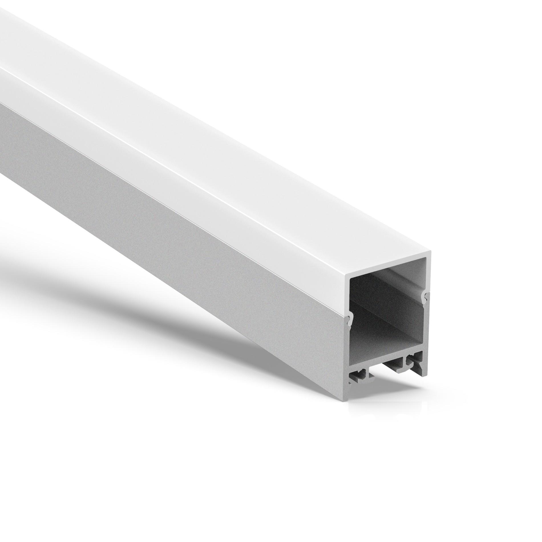 Perfil de aluminio LED colgante AT16-5