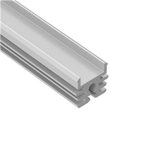 AP4 Surface aluminum led profile 18.7x22mm
