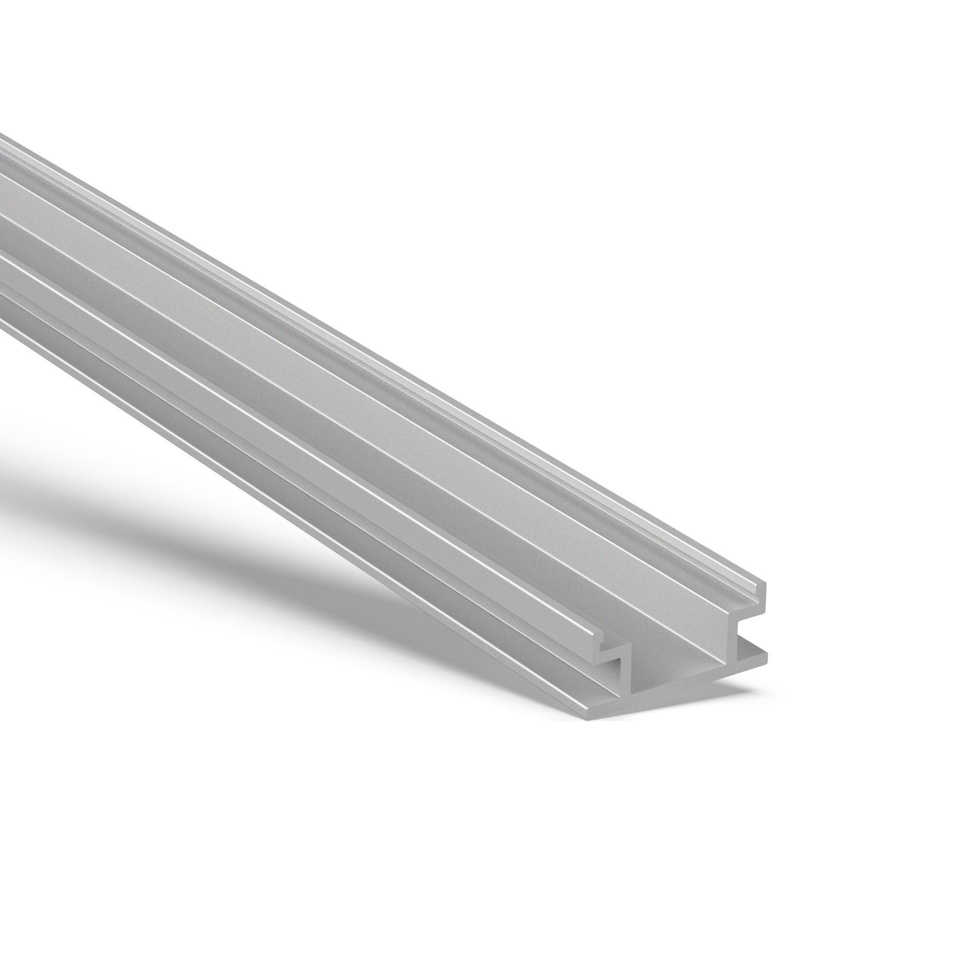 AA Floor mounted lighting fixture IP67 rated 19x8mm
