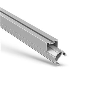 AT15-30 Adjustable aluminum profile base for versatile use 25x29.7mm