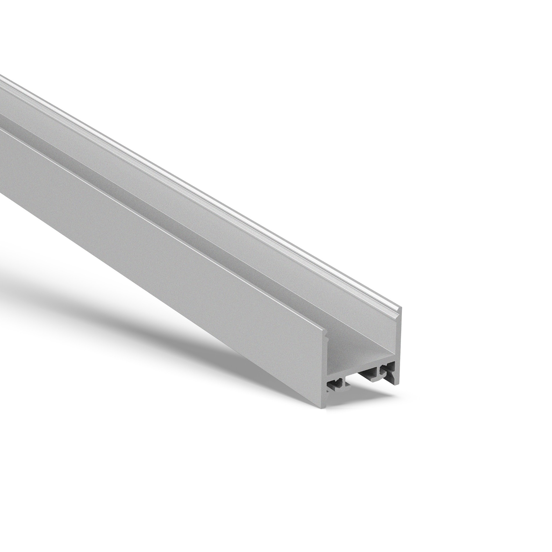 AT16-11 Surface square led profile 19.5x17.35mm