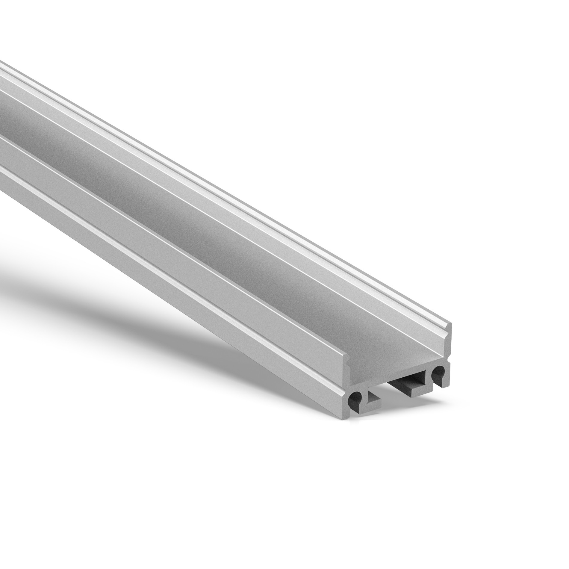 AT6 Surface square led profile 19.5x14.6mm