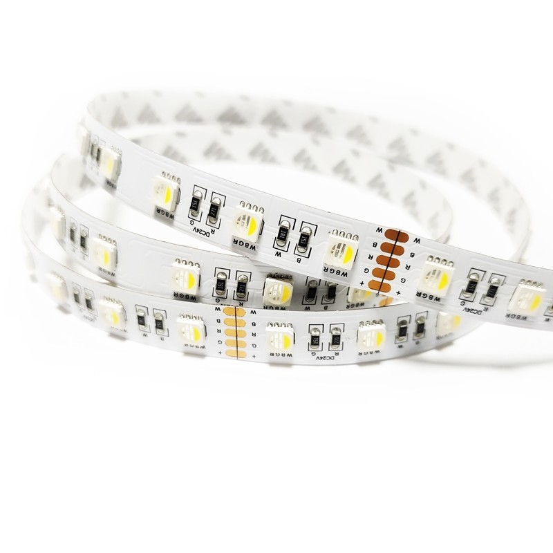 19.2W SMD5050 60LEDS RGBW 4IN1