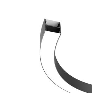 C50S 50mm wide Curved profiles 50x50mm
