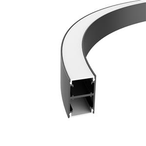 C25H 25mm wide Curved profiles 25x37.5mm