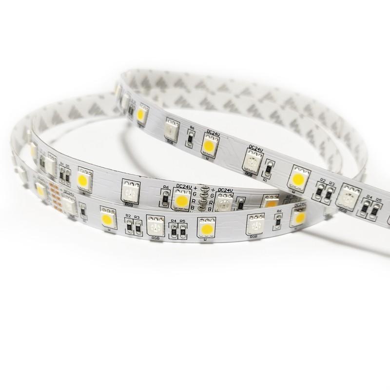 5050 (RGBW) 60 LEDS 14,4 W.