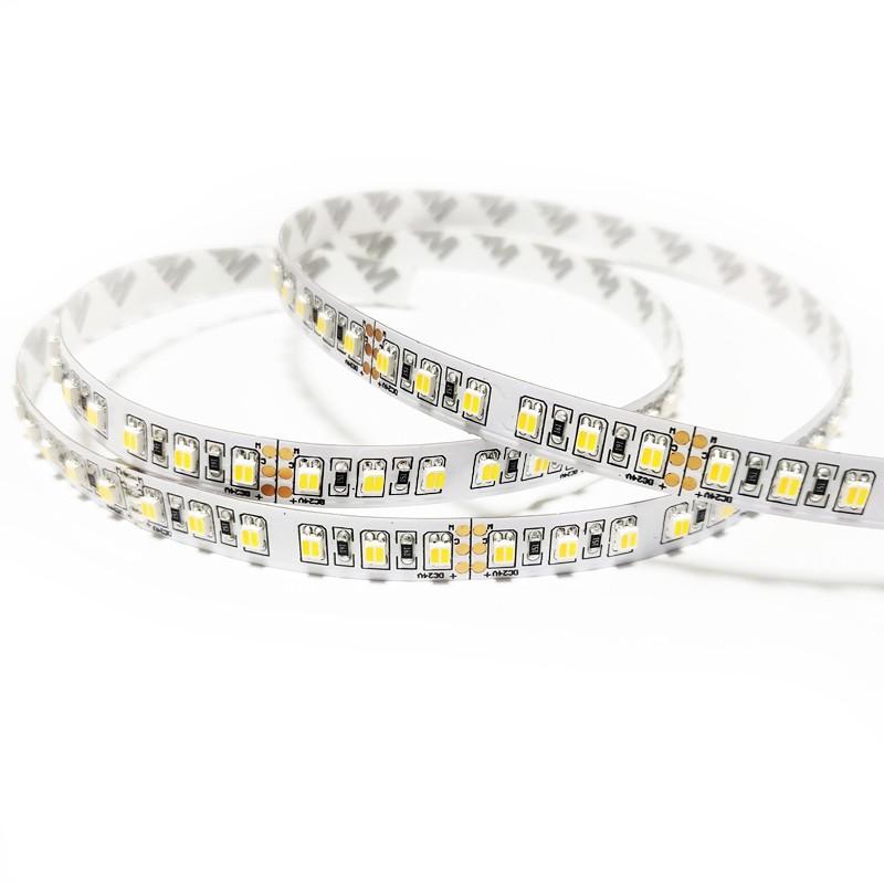19.2W SMD3527 120LEDS CW+WW 2IN1
