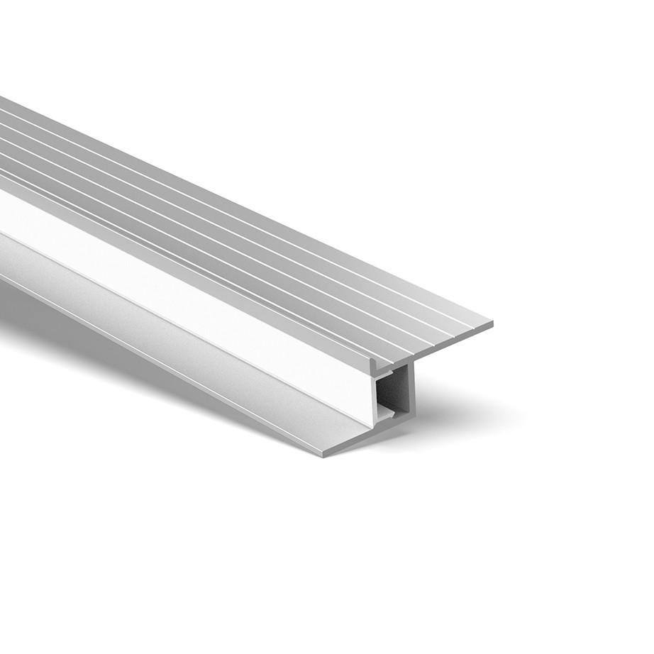 CT8 Trimless Aluminium Extrusions til cove lofter 42,5x12mm
