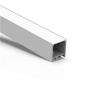 WN35 Surface square led profile 35x37.5mm