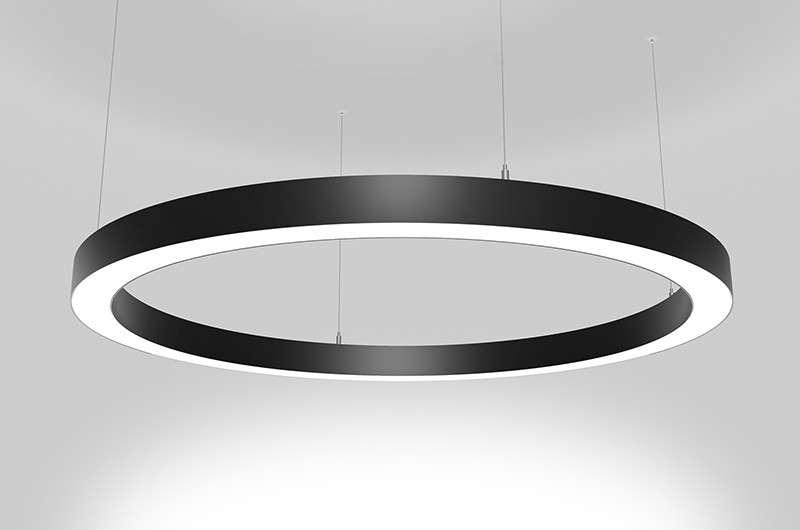 C50S 50x50mm Round ring luminaries
