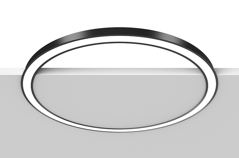 CR35 49x37.5mm Recessed curved profile