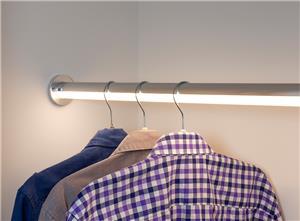 R34 kleerkastverlichting Project