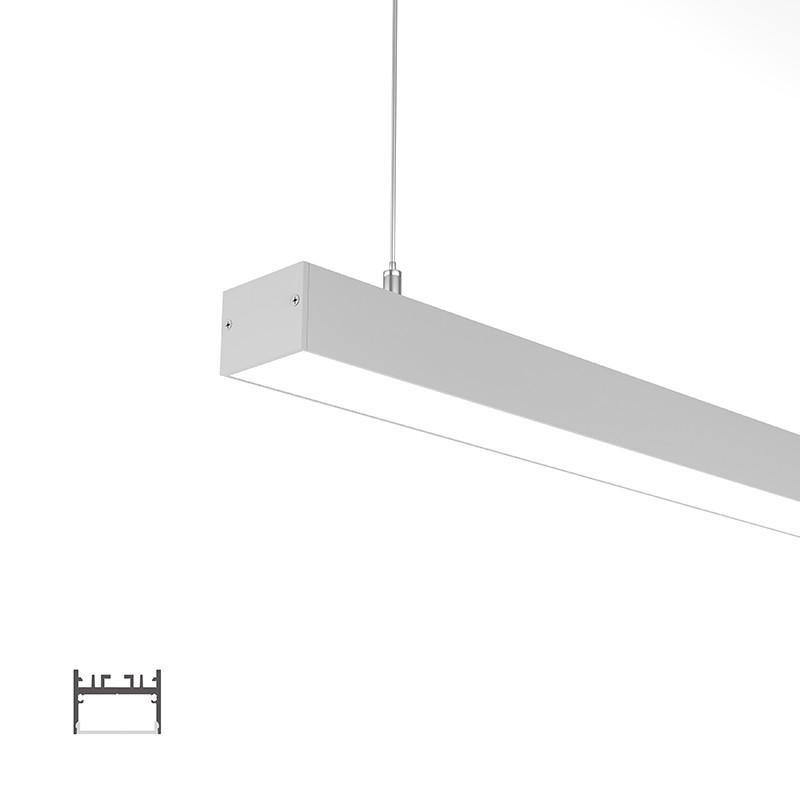 WN35-25 Nedre firkant 35x25,4 mm