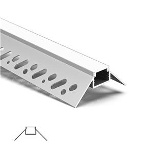 CT7 Recessed Outside Corner 55.6x23.7mm