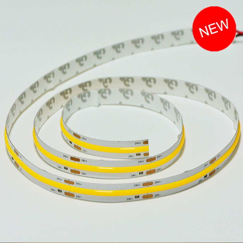 DOTS FREE COB LED STRIP NEW TREND FOR LIGHTING