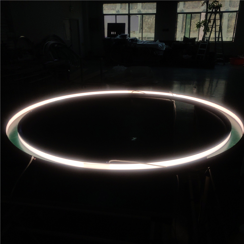 CS35 Custom Color Inward/Outward Circular Led Profiles