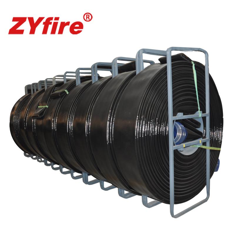 Mining dewatering TPU layflat hose Manufacturers, Mining dewatering TPU layflat hose Factory, Supply Mining dewatering TPU layflat hose