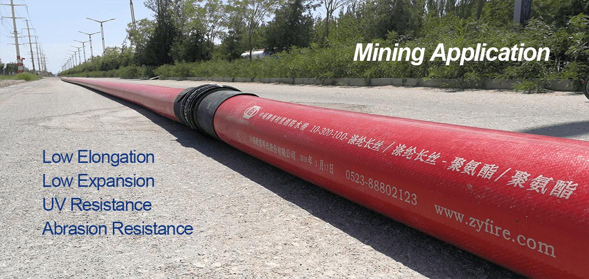 Aplicación ZYfire Mining