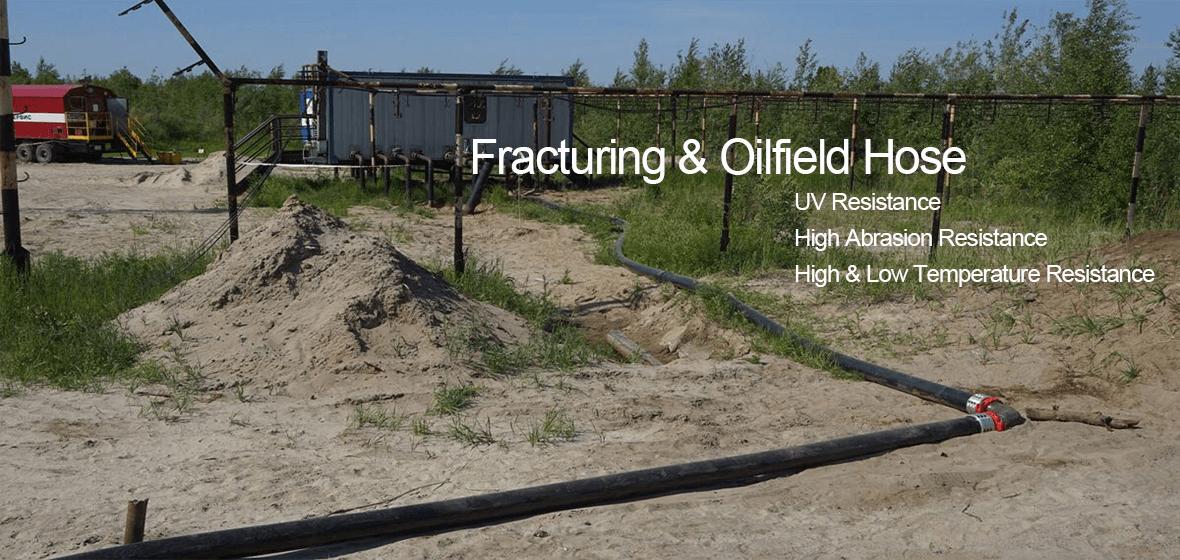 Manguera Fracflo para aplicación de petróleo y gas ZYfire