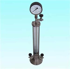 Pressure Hydrometer Apparatus