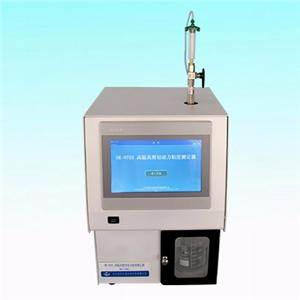 Single Tube High Temperature And High Shear Rate Apparent Viscosity Tester HTHS